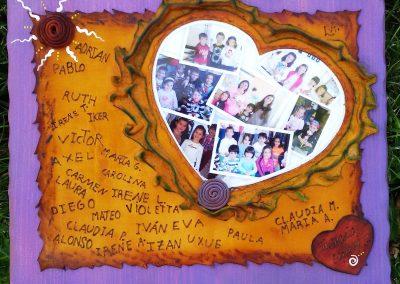 Cuadro-foto-regalo-padres-profesora-Sandra-firmas