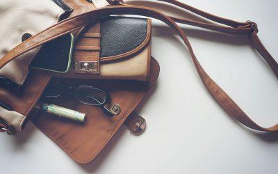 ¿Cómo cuidar bolsos de cuero?