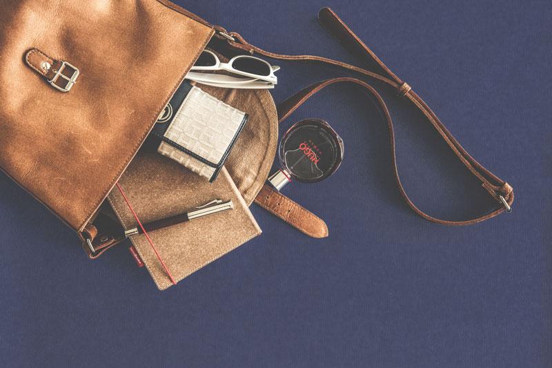 cuidar bolso cuero estropeado