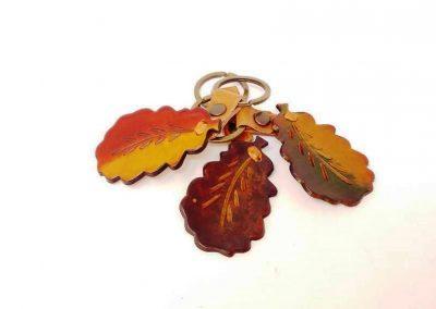 Llaveros-arandela-hojas-amarillo